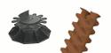 Stellfüße / Terrassenzubehör
