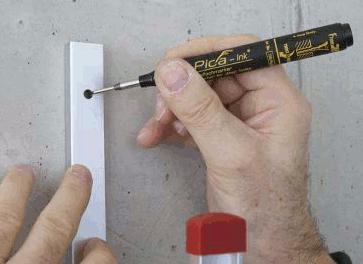 PICA Ink Tieflochmarker