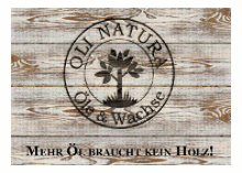 OLi-Natura.. mehr Öl braucht kein Holz