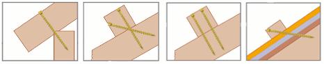 Sparrenverbindungen Pfettenverbindungen