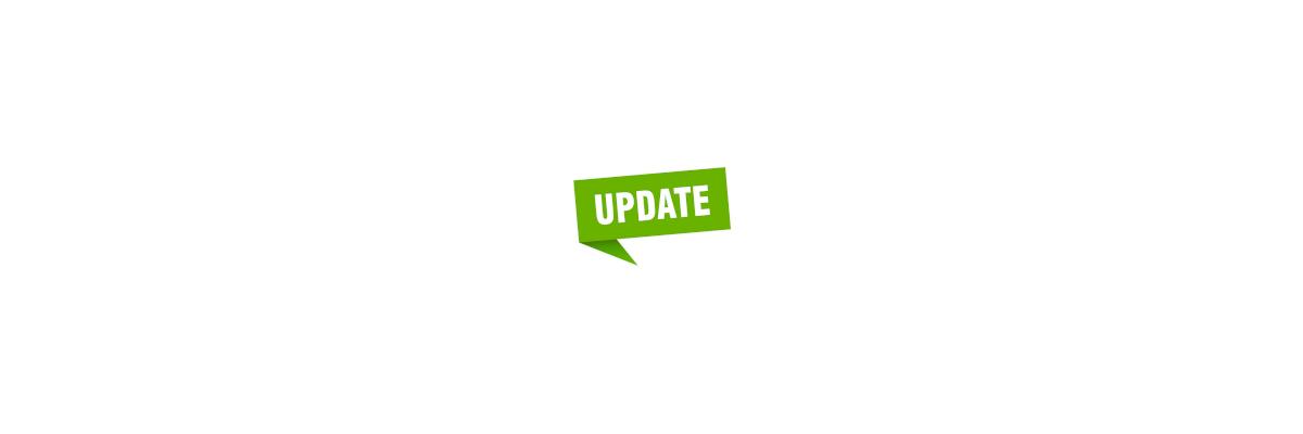 Shop Update ! - Shop Update