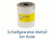 K60 Schleifpapierrolle für Metall - 5m (1 Stk.)