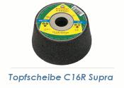 110 x 55mm Schleiftopf f. Beton/Stein SUPRA (1 Stk.)
