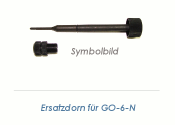 M5 Gewindedorn für GO-6-N // Ersatzteil (1 Stk.)