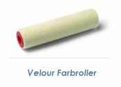 18cm Velour Farbroller  (1 Stk.)