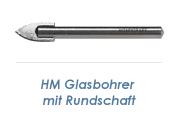 10mm Glasbohrer HM  (1 Stk.)