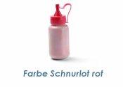 Schnurlot Farbe rot 50gr (1 Stk.)