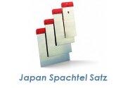 Japanspachtel - Satz 4 tlg. (1 Stk.)