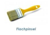 60mm Flachpinsel gelb (1 Stk.)
