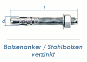 M8 x 75mm Bolzenanker verzinkt (1 Stk.)