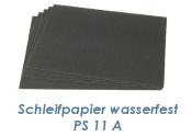K1500 Schleifpapier 230 x 280mm wasserfest (1 Stk.)