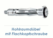 M4 x 20/3-18mm Hohlraumdübel (1 Stk.)