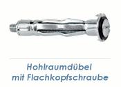 M6 x 45/32-45mm Hohlraumdübel (1 Stk.)