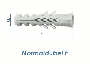 10 x 50mm Normaldübel F (10 Stk.)