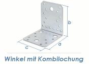 105 x 105 x 90mm Winkel verzinkt (1 Stk.)