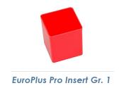 54 x 54mm Einsatzbox Gr.1 für EuroPlus Pro M/K  (1 Stk.)