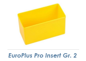 54 x 108mm Einsatzbox Gr.2 für EuroPlus Pro M/K  (1 Stk.)