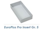 108 x 216mm Einsatzbox Gr.5 für EuroPlus Pro M/K  (1 Stk.)