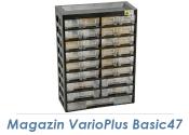 Kleinteilemagazin VarioPlus Basic 47 (1 Stk.)