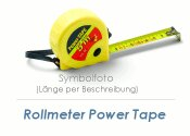 3m Rollmeter Power-Tape (1 Stk.)