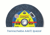 230 x 1.9mm Trennscheibe f. Edelstahl A46TZ Special (1 Stk.)