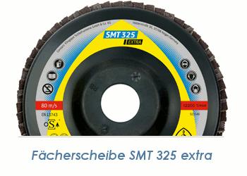 125mm Fächerscheibe K60 gewölbt 12° (1 Stk.)