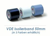 50mm VDE Isolierband grau - 10m Rolle (1 Stk.)
