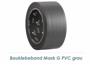 50mm Bauklebeband Mask G grau - 33m Rolle (1 Stk.)