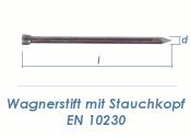 1,6 x 30mm Wagnerstifte Stauchkopf blank (1kg Paket)