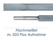 Flachmeißel SDS plus (1 Stk.)